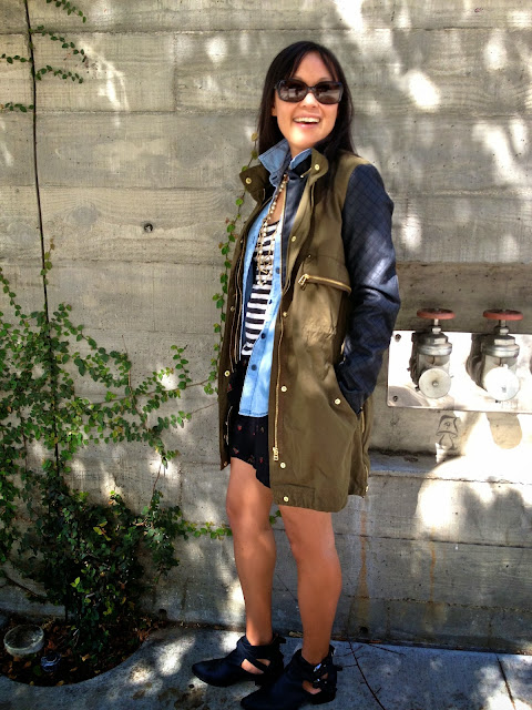 military chic, Zara jacket, miiltary fashion trend