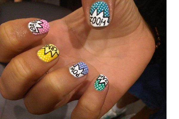 juicy trend crazy nails