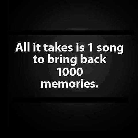 That One Song-memories