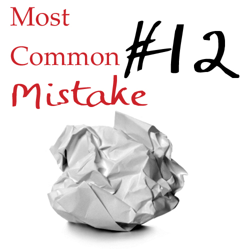 Most Common Writing Mistakes Are Your Flashbacks Flashy Or Flabby