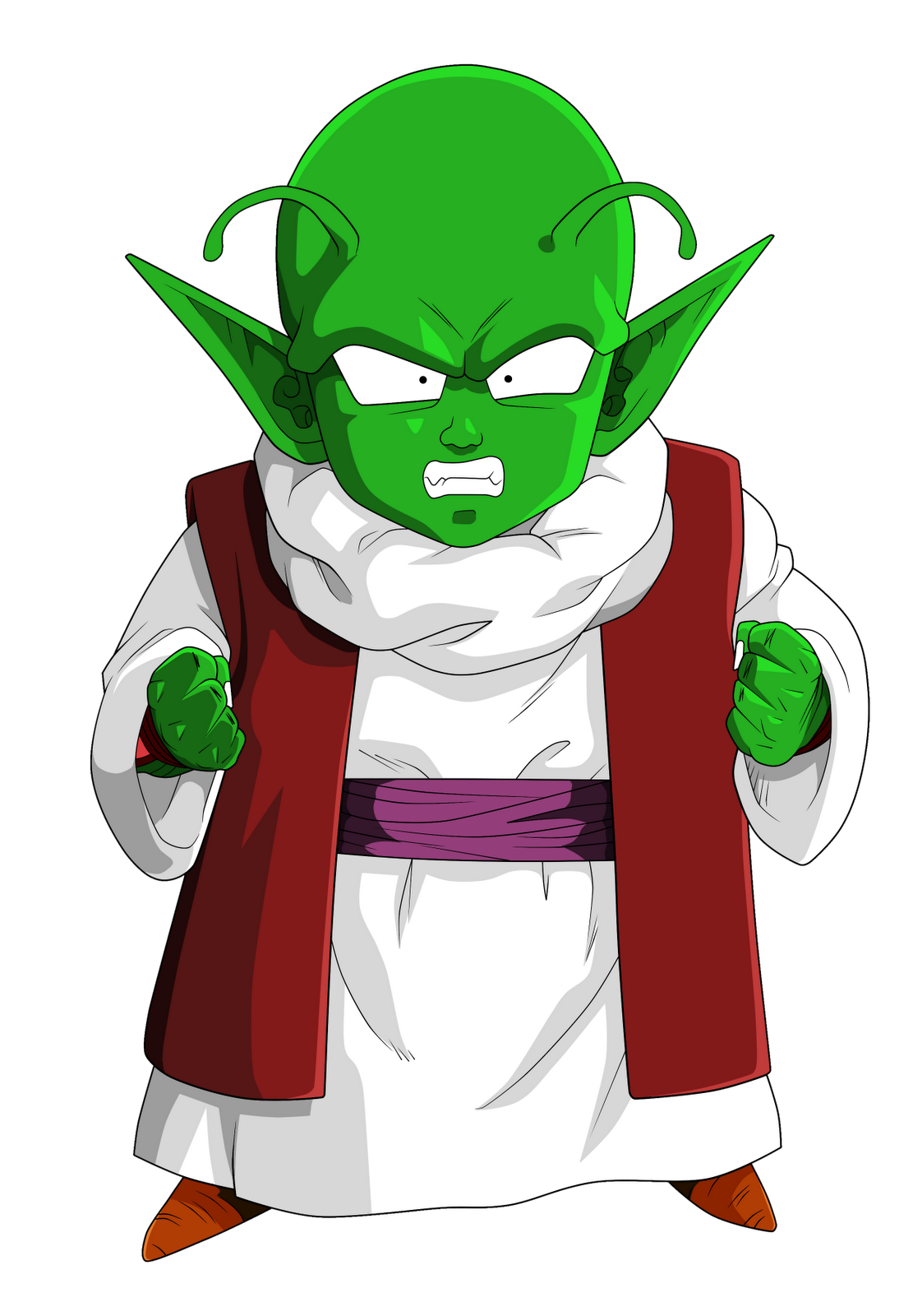 DRAGON BALL Z WALLPAPERS: Baby Dende