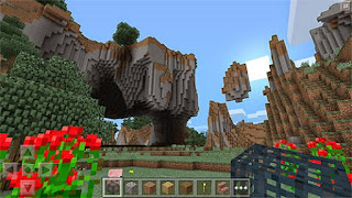 Game Minecraft Pocket Edition v0.12.1 Apk Terbaru