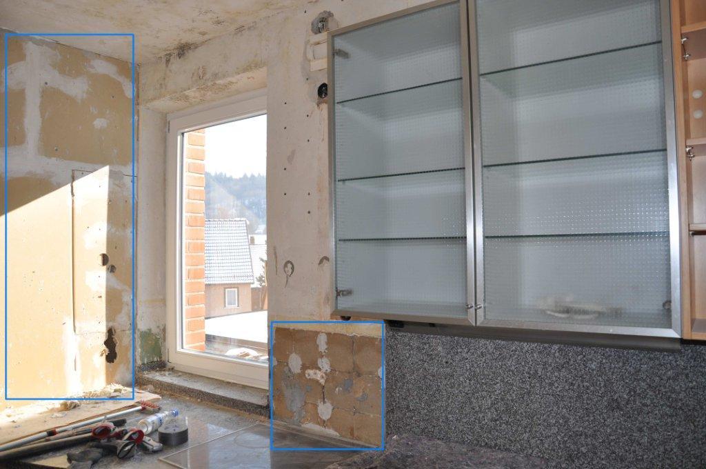 jugendstilhaus renovieren k chenarbeiten. Black Bedroom Furniture Sets. Home Design Ideas
