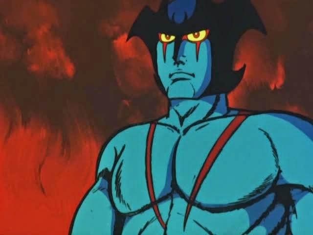 Devilman episodio 1