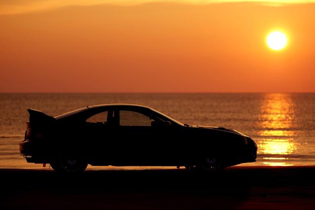 Toyota Celica GT-4 ST205, drogowe rajdówki, gt-four, 3S-GTE