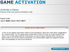 free serial codes