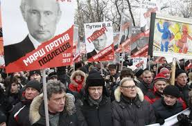 Americanos y Europeos en Rusia