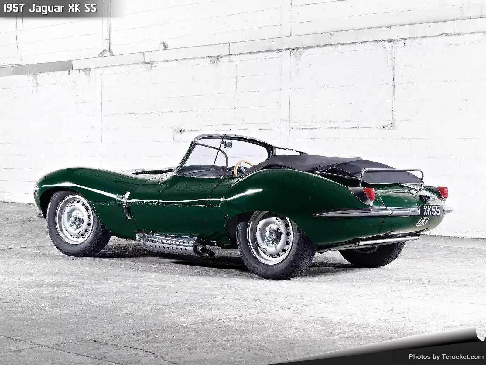 Hình ảnh xe ô tô Jaguar XK SS 1957 & nội ngoại thất