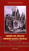 LIBRO SCHOLA CANTORUM DEL CÍRCULO CATÓLICO DE OBREROS DE BURGOS