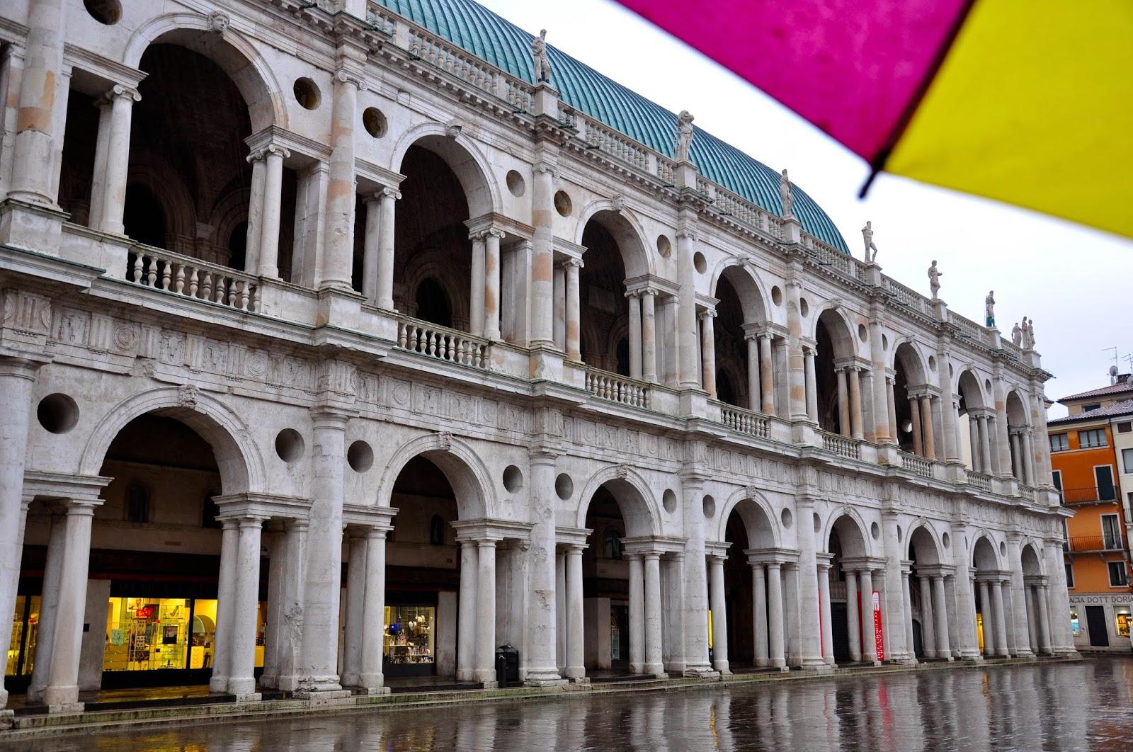 Palladio basilica umbrella
