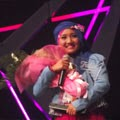 Fatin Double Award Platinum
