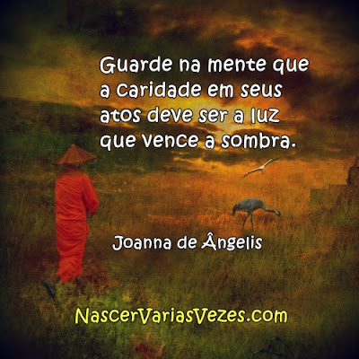 Caridade Joanna de Ângelis Divaldo Franco