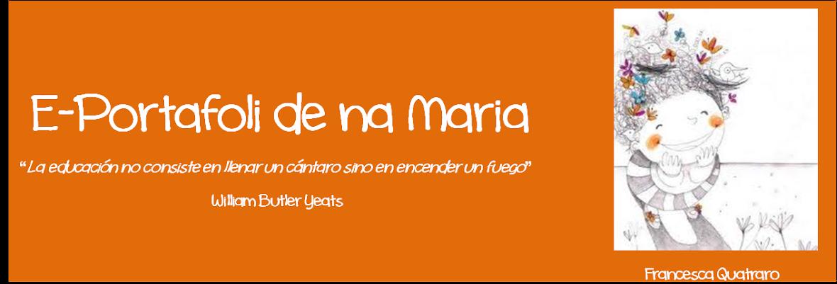 E-Portafoli de na Maria