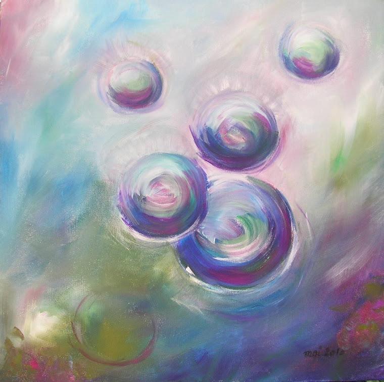 """""""blue bubble"""""""