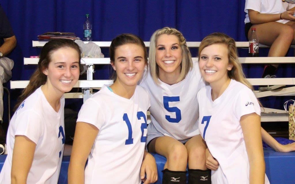 Catholic Seniors Finish their Final Volleyball Season 1
