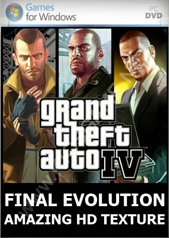 Download GTA IV Final Eevolution 2015 By Aballa PC Games