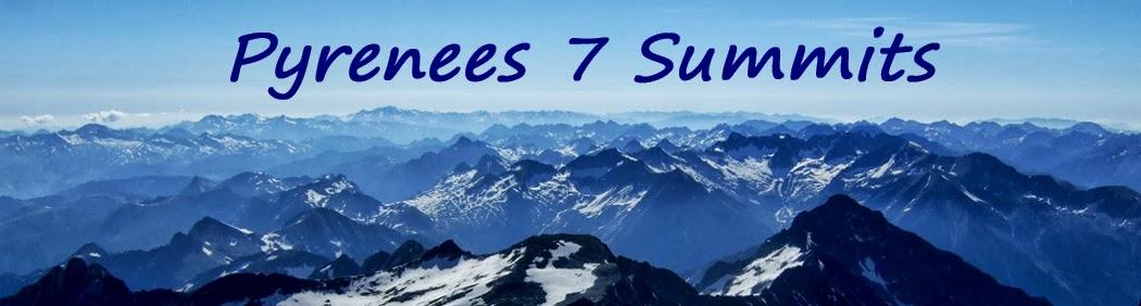 Pyrenees 7 Summits