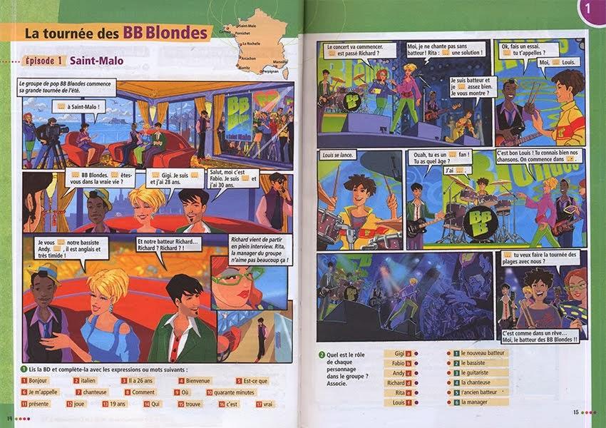 BB blonde pages 1 et2