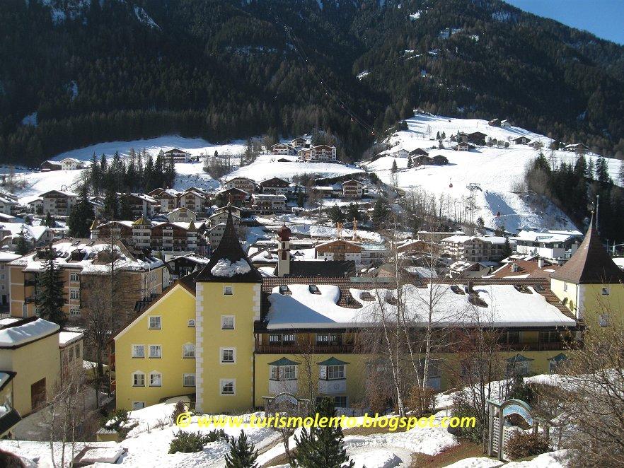 Turismo lento ortisei neve fresca mercatini e relax for Mercatini antiquariato oggi