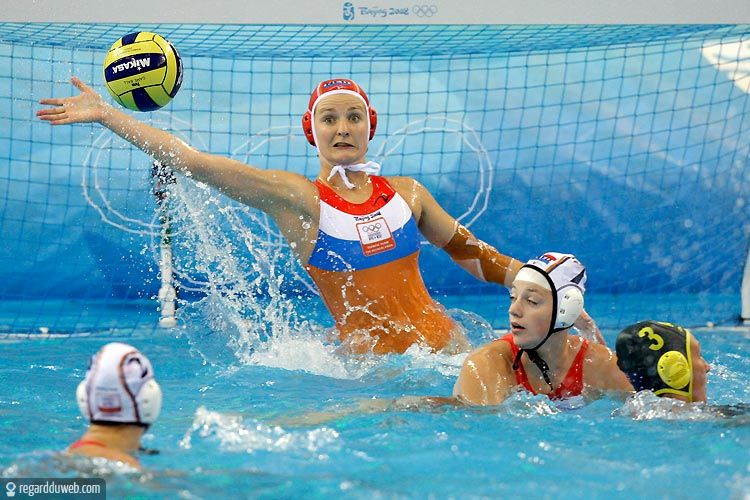 image drole water polo