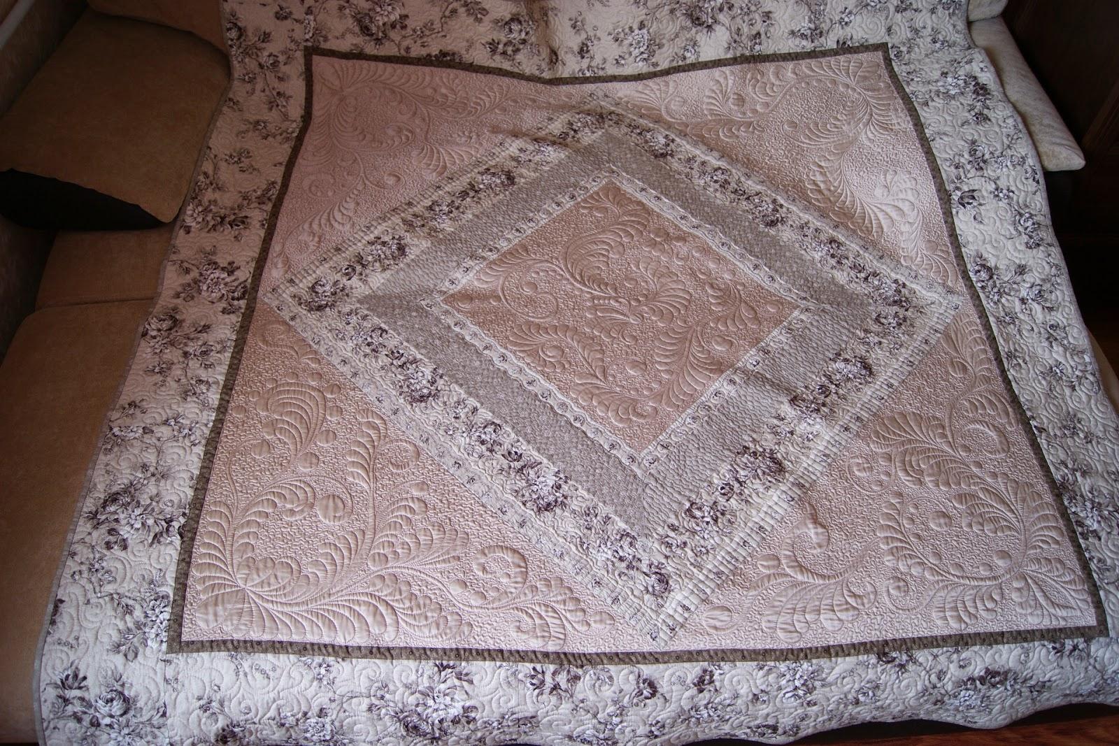 Пирог стеганое одеяло с фото