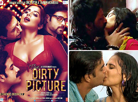 The Dirty Picture : Vidya Balan Emraan Hashmi Movie info