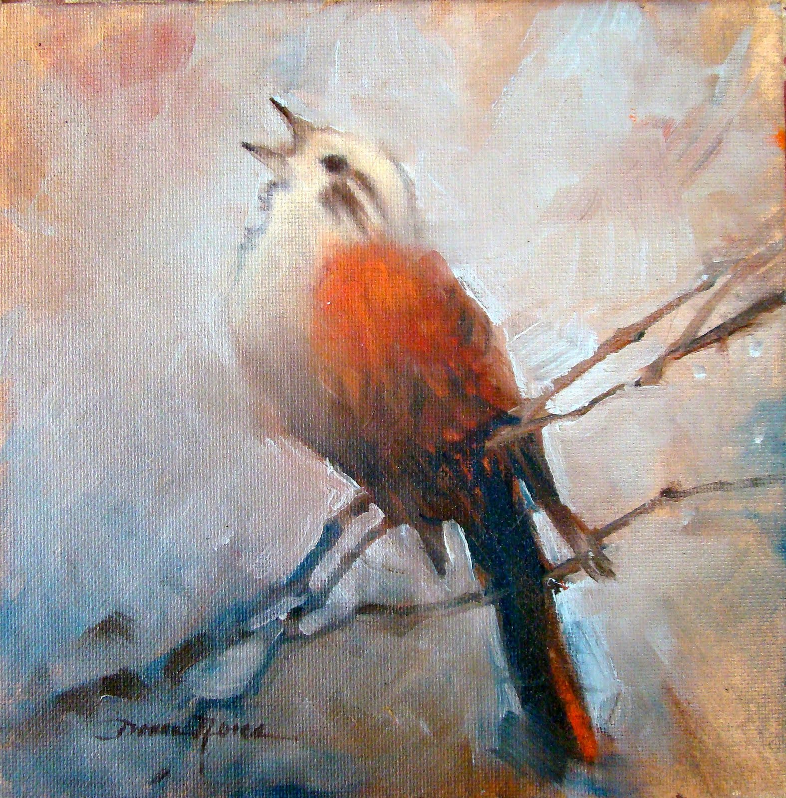 Donna carlisle noice celebrating life in paint