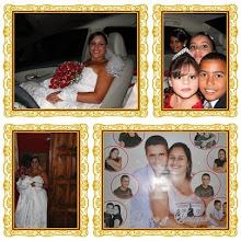 Casamento de Viviane e Junior