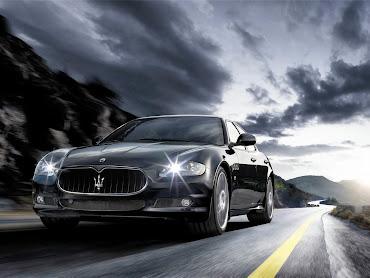 #2 Maserati Wallpaper