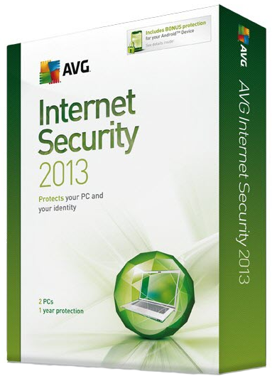 AVG Internet Security 2013 13.0.3267 Final With Serial