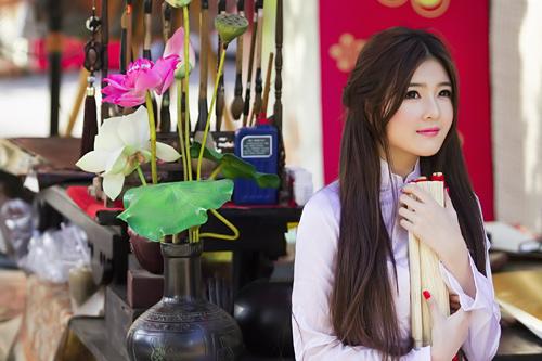 Ảnh gái đẹp HD hot girl luly luta dễ thương 8