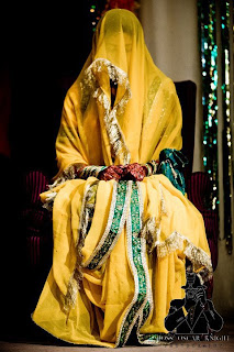 Traditional Mayon Dresses