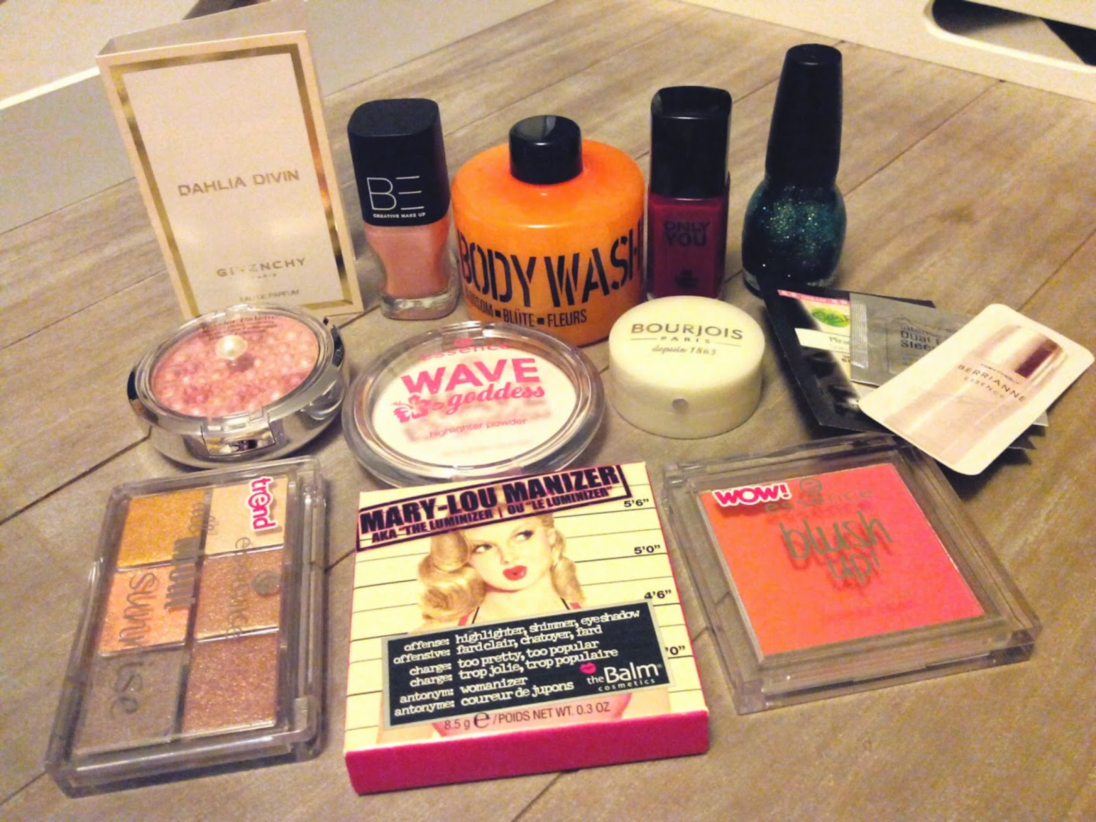 makeup, vernis, concours, palette, bullelodie