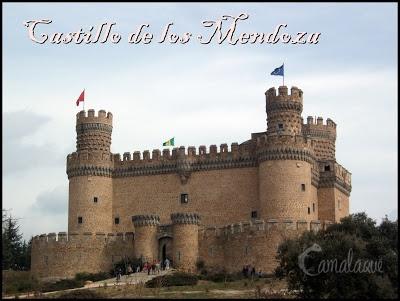 Camalaqu Manzanares El Real Y Su Castillo Retrocediendo
