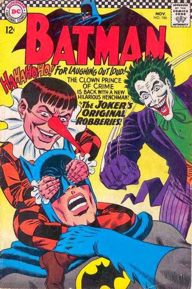 Batman 186 reborn