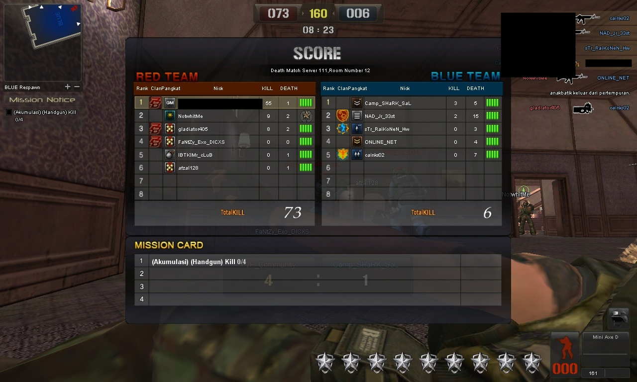 Wars And Battles Consulter Le Sujet Hack Cash Point Blank Update 2012 January Download Free