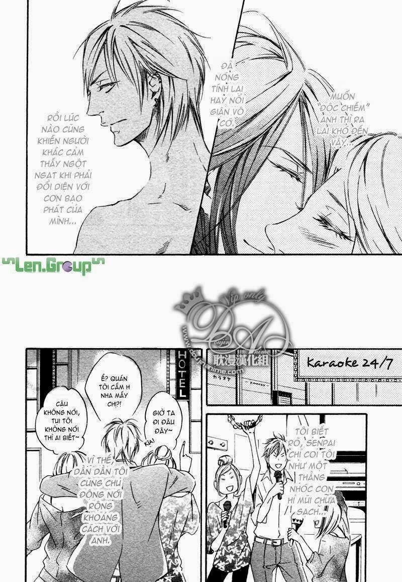 Kizutsuite Romance Manga chap 2 - Trang 8