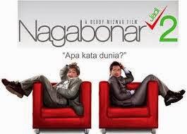 Novel Nagabonar Jadi 2 ( Film Layar Lebar)