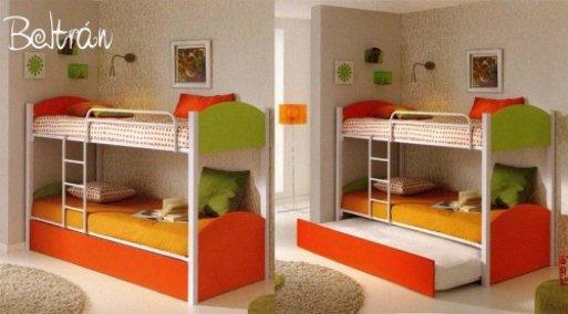 Dormitorios infantiles muy originales que encantar n a los - Dormitorios infantiles originales ...