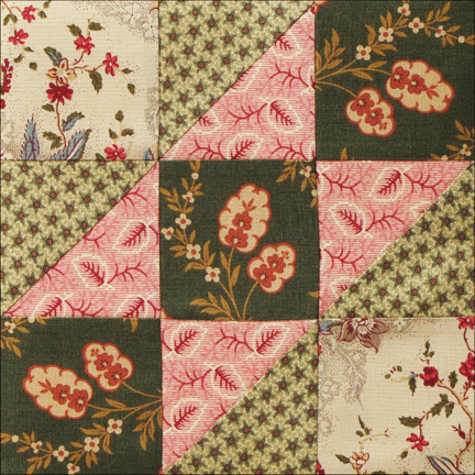 Grandmothers Choice: Votes For Women: 41. Contrary Wife: Frances ... : contrary wife quilt block - Adamdwight.com