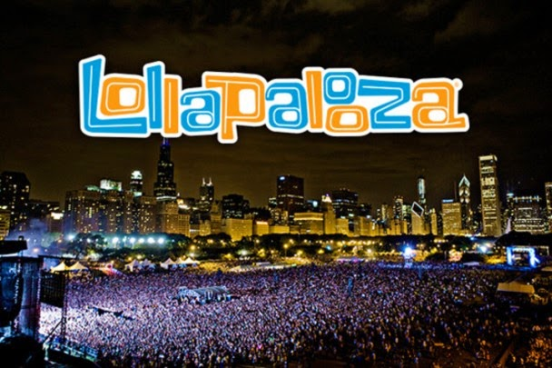 2014 Lollapalooza images concert