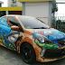 Gambar Modifikasi Honda Brio Satya