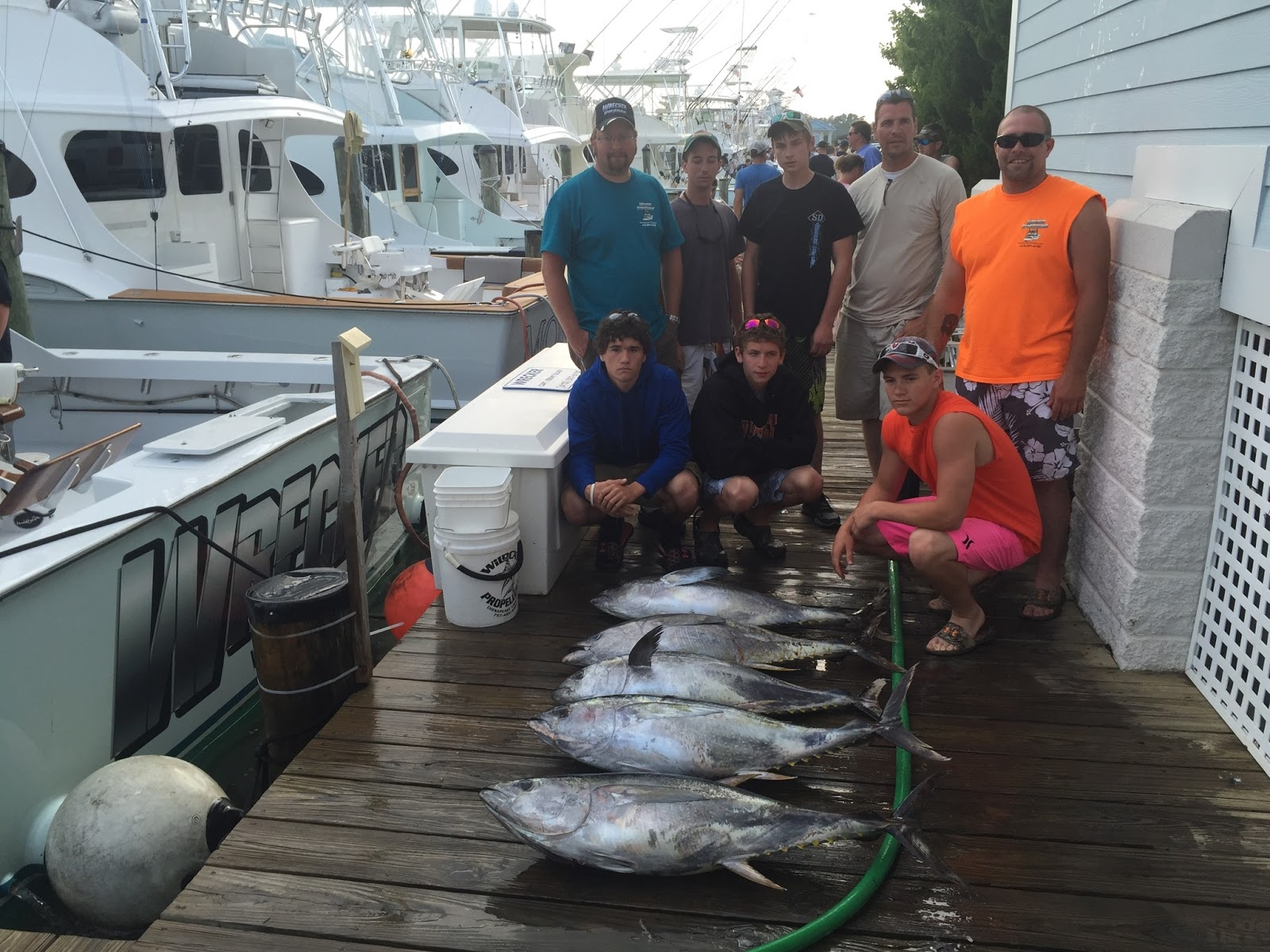June 13 2015 daily reports news ocean city fishing center for Ocean city fishing center