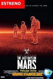 VER PELICULA ONLINE THE LAST DAY ON MARS