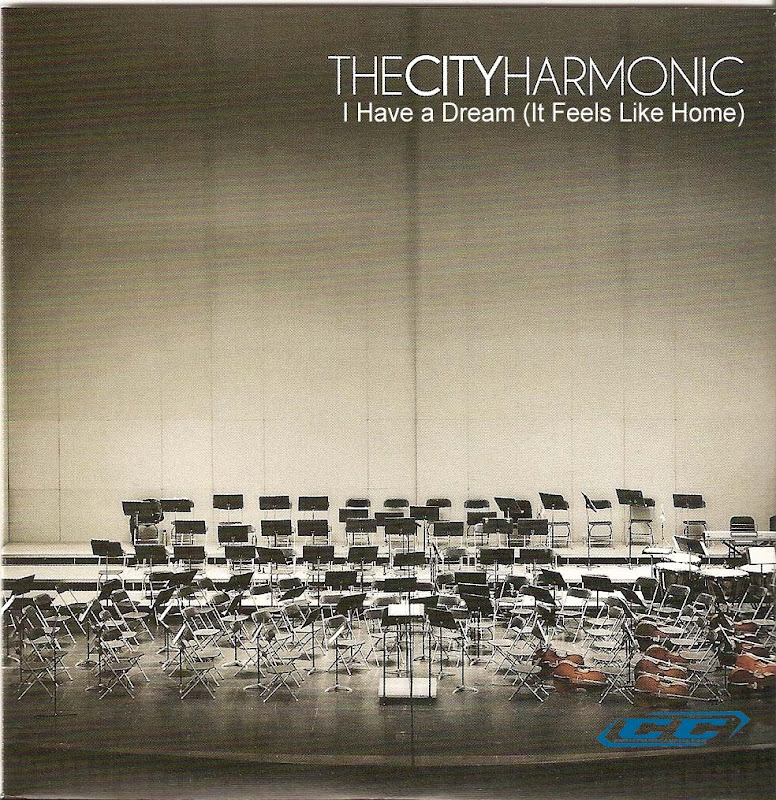 The City Harmonic - I have a Dream [it feels like home] 2011 English Christian Album