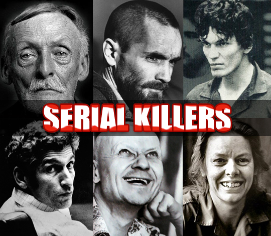 Research papers on serial killers