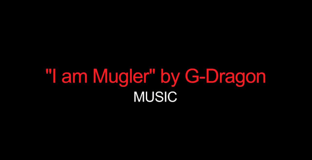 "Nixola Formichetti Releases G-Dragon's ""I Am Mugler"" video"