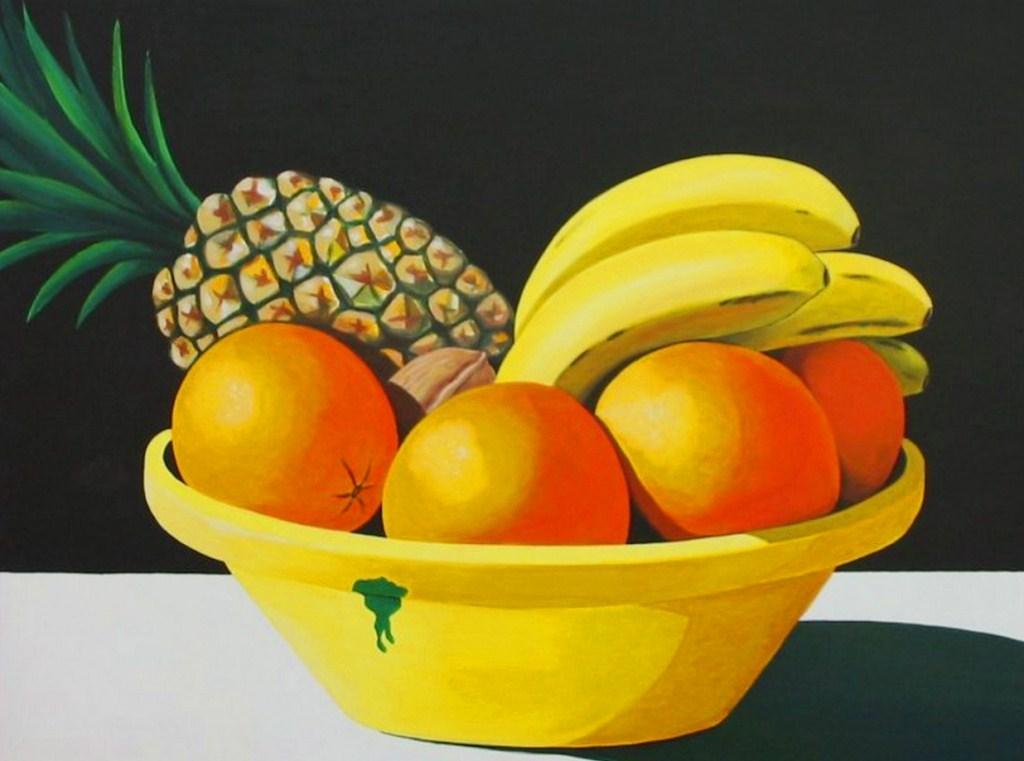 Im genes arte pinturas bodegones en acrilico for Pinturas bodegones modernos