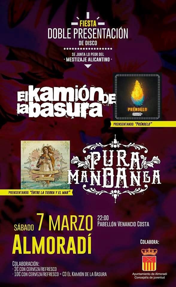 7 de Marzo - Almoradi