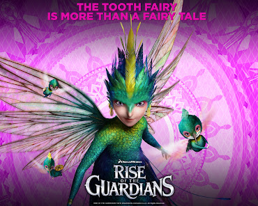 #16 Rise of The Guardians Wallpaper